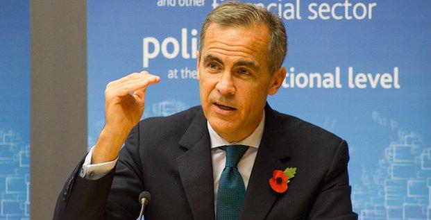Mark Carney FSB Bank of England