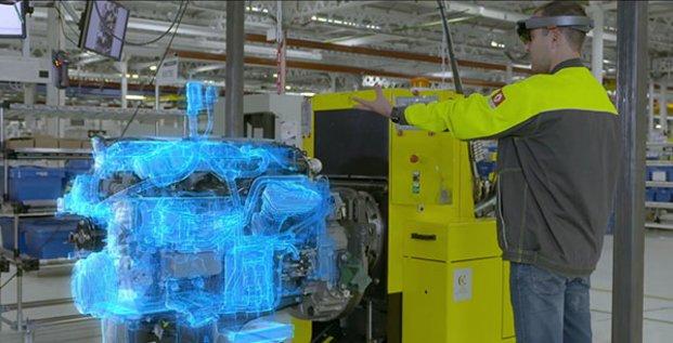 Renault Trucks collabore avec Immersion