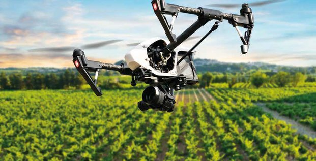 agriculture drones agritech technologie startups agrobusiness