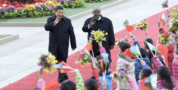 Chine Djibouti