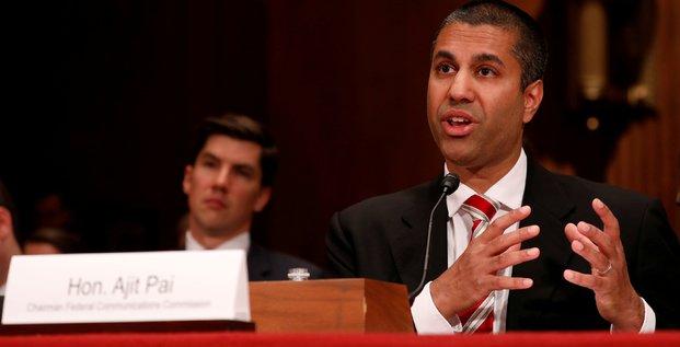 Ajit Pai, Commission fédérale des communications, Etats-Unis, FCC, Federal Communications Commission,