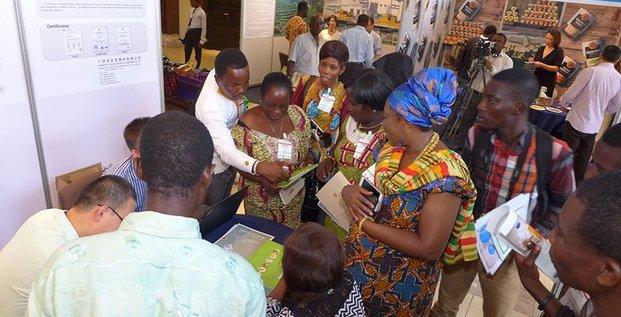 Agrofood agroalimentaire salon Accra Ghana