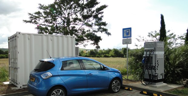Mobilité électrique : la seconde vie des batteries Renault