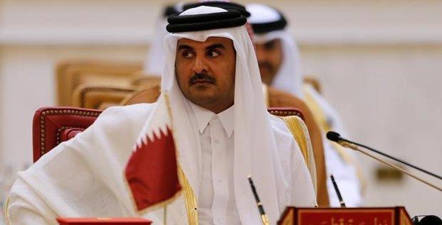 Le qatar sera present au sommet du conseil de cooperation du golfe