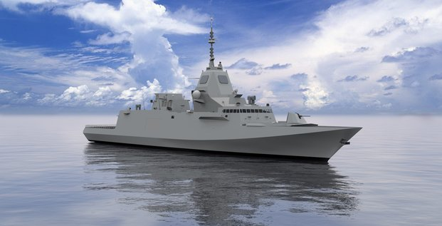 Naval Group Fincantieri Canada frégates