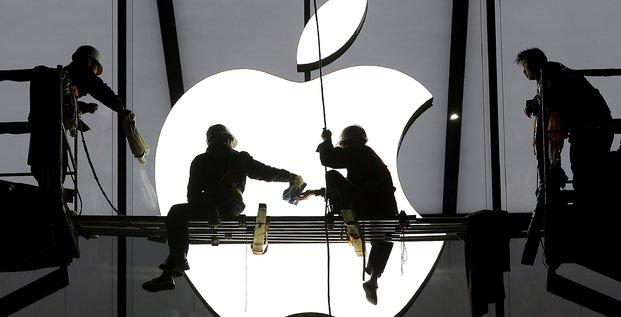 Apple, iPhone, smartphone, informatique,
