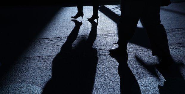 Harcèlement sexuel femmes