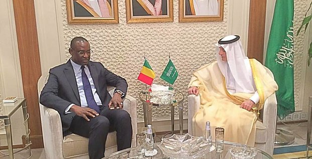 Abdoulaye Diop MAE Mali
