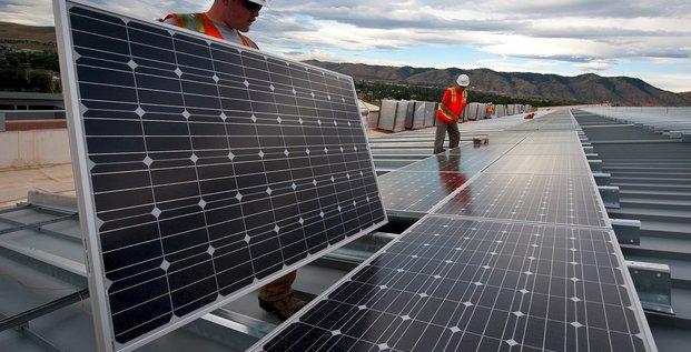 Photovoltaïque : une puissance totale raccordée de 7,7 GW fin septembre