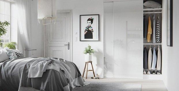 Marché du meuble français