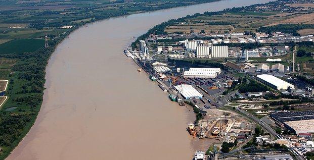 Grand port maritime de Bordeaux