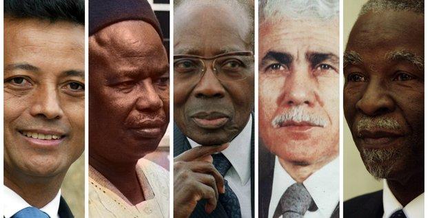 Présidents démissionnaires