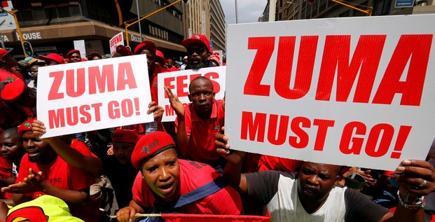 Destitution Zuma