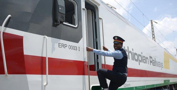 train djibouti ethiopie chemin de fer
