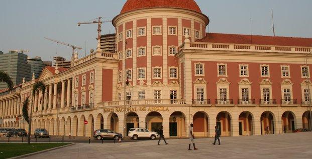 Banque centrale Angola