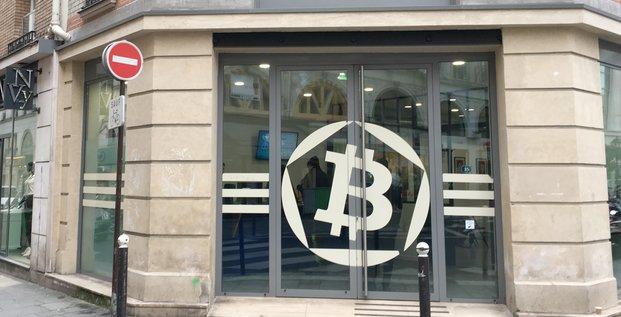 maison du bitcoin