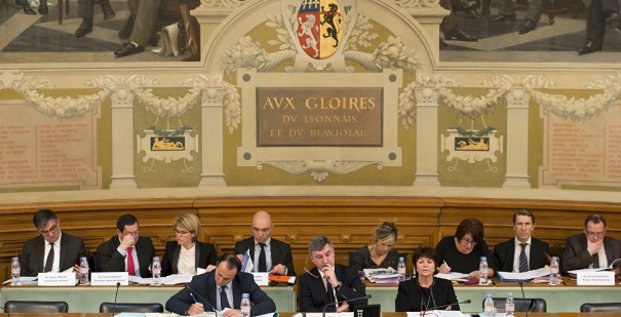 Conseil départemental du Rhône