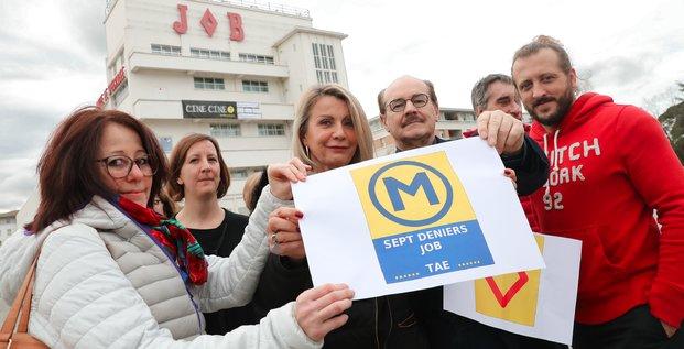 Collectif JOB Metro
