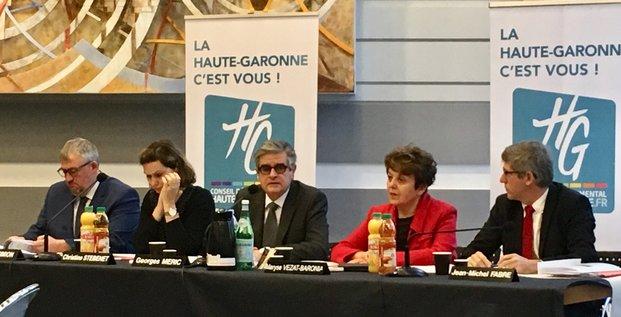 Voeux 2018 Département Haute-Garonne