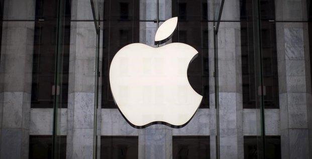 Apple va payer 38 milliards de dollars de taxe de rapatriement de fonds