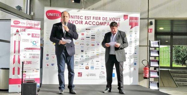 Unitec voeux 20118
