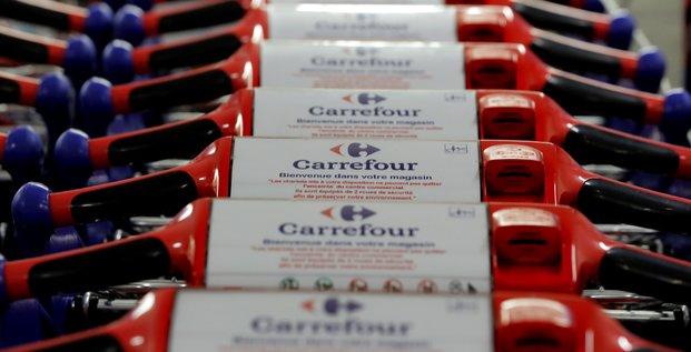 Carrefour reduit les couts, investit le digital, s'ouvre en chine