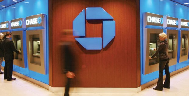 JP Morgan Chase agence distributeur