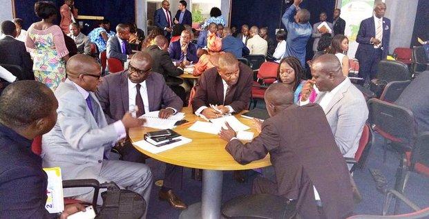 B2B affaires entrepreneurs Congo Afrique du Sud
