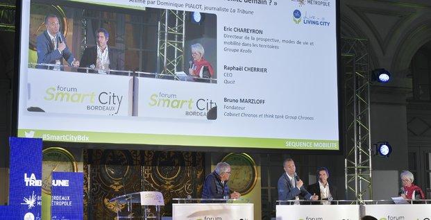 Smart City Bordeaux Mobilité