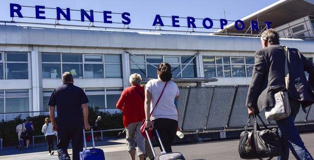 Rennes, aéroport, aérien, transport, Région Bretagne, NDDL,