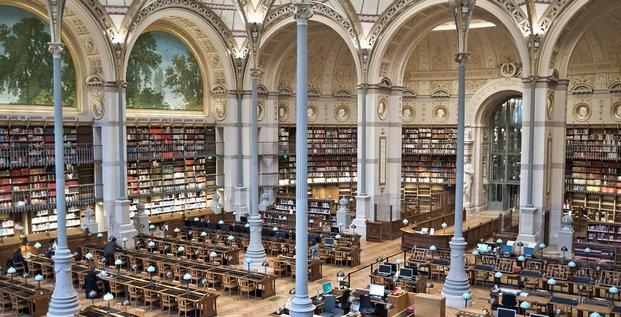 i2S Bibliothèque nationale de France