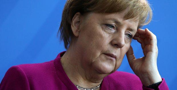 Merkel n'exclut pas d'amender la loi sur les discours de haine