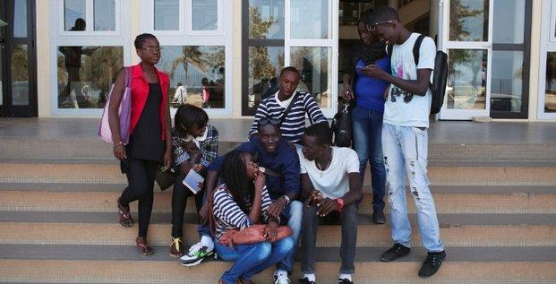 Sénégal éducation université étudiants