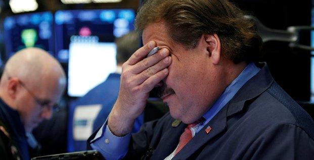 Wall street: la maison blanche insiste sur les fondamentaux economiques exceptionnels