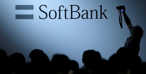 Softbank: recul du benefice trimestriel