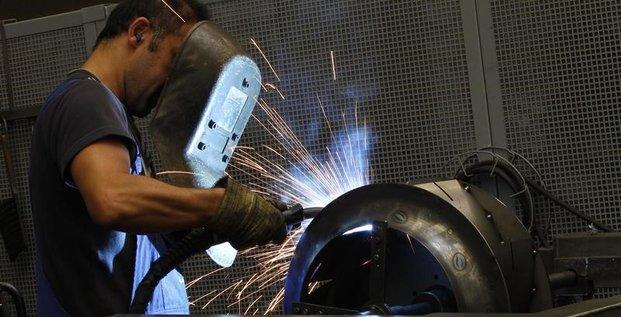 Baisse de 0,6% de la production industrielle en allemagne