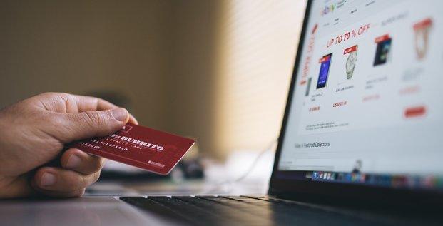 e-commerce, vente en ligne, internet, achat, cybercommerçants,