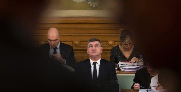 Christophe Guilloteau Département du Rhône