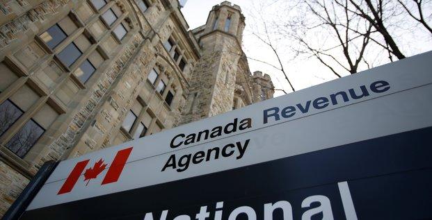 Agence du Revenu du Canada.
