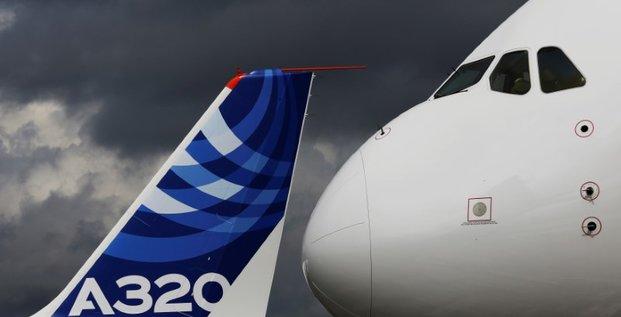 Airbus discute d'une nouvelle hausse des cadences des a320