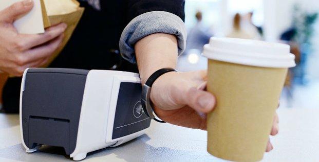 Paiement sans contact wearable ABN Amro Mastercard