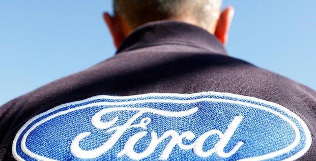 Ford pense que la chute de la livre lui coutera 600 millions de dollars
