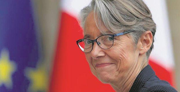Elisabeth Borne, ministre des Transports
