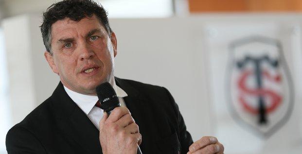 Confèrence de presse Didier Lacroix