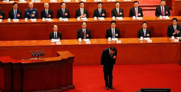 Li Keqiang, Chine, Congrès du Parti Communiste Chinois,