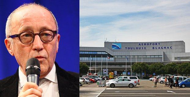 Jean-Louis Chauzy s'inquiète de l'envolée des prix du foncier qui entoure l'aéroport