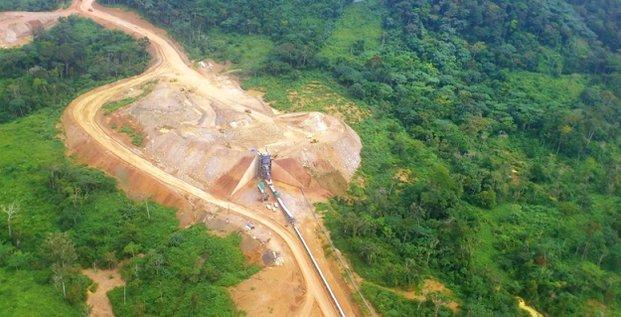 Namoya mine RDC