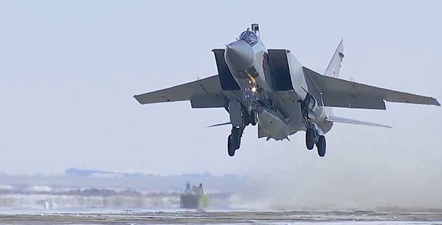 missile Kinjal Russie armement