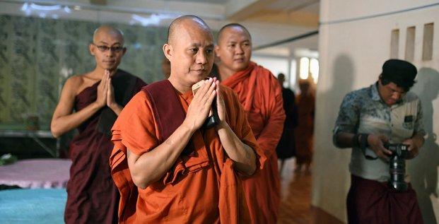 Wirathu Birmanie