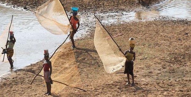 Fleuve Niger Guinée